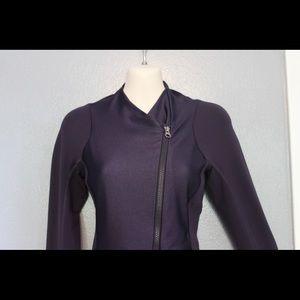 Lululemon Purple Emerge Renewed Zip Jacket 2